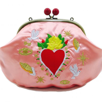 Love and Peace|Make-up pouch [DW2-3011]