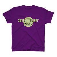 ZOEYオリジナルTシャツ パーブル