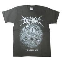 2nd Album T-Shirt  Charcoal