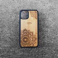 "Bamboo iPhoneケース ""Sunflower C"""