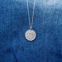 Nature Coin ネックレス [Silver925]