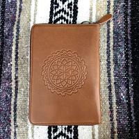 LAKANE Clutch / Wallet [CAMEL]