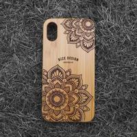 "Bamboo iPhoneケース ""Sunflower B"""