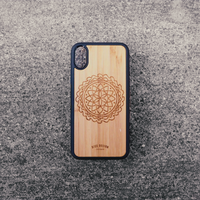 "Bamboo iPhoneケース ""Nature A"""