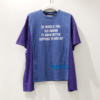 00○○  3000着記念価格 ワイドTシャツ /1908-138.