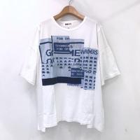 00○○ ワイドTシャツ /1907-195