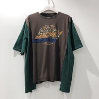 00○○  3000着記念価格 ワイドTシャツ /1908-124.