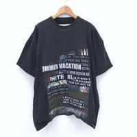 00○○ ワイドTシャツ / 2004-18