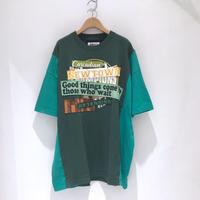 00○○ ワイドTシャツ /1908-182