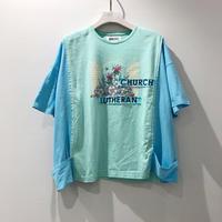 00○○  3000着記念価格 ワイドTシャツ /1908-134.