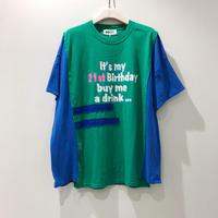 00○○  3000着記念価格 ワイドTシャツ /1908-120.
