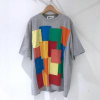 00○○ ワイドTシャツ /1907-165