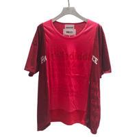 00○○×diddlediddle ワイドプリントTシャツ /2008-32.