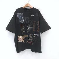 00○○ ワイドTシャツ /1906-08