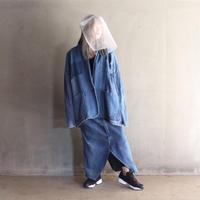 00○○ ワイドデニムジャケット /2002-11