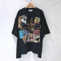 00○○ ワイドTシャツ /1907-140