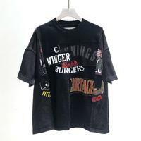 00○○ ワイドTシャツ / 2003-79