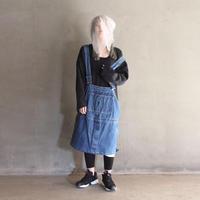 00○○ デニムサロペットスカート / 2002-15