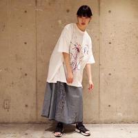 00○○ ペイントワイドTシャツ /1907-269
