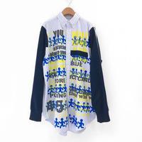 00○○ SPプリントシャツ /1904-150