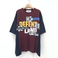 00○○ ワイドTシャツ / 2007-46