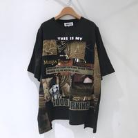 00○○ ワイドTシャツ /1907-182