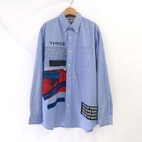 00○○ プリントシャツ /1904-115