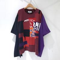 00○○ ワイドTシャツ /1907-123