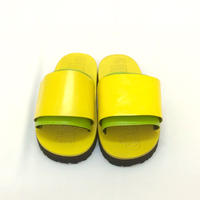CIRCLE SANDAL / 22 YELLOW
