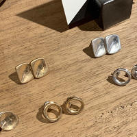 recessed square pierce