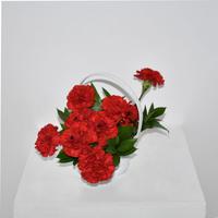 """Flower Arrangement """"POODLE """""""