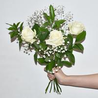 White day Bouquet(¥4,000)