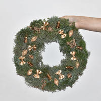 【ORDER】Christmas Wreath(大)