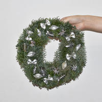【ORDER】Christmas Wreath(小)