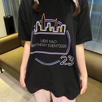 植木南央生誕祭Tシャツ2020
