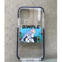 Dimple クッションバンパーiPhone  ケース