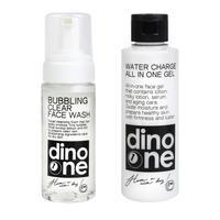 dino one よくばりスキンケアセット(泡洗顔フォーム&オールインワンジェル)