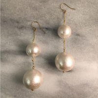 cotton pearl pierce