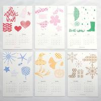 Colormotif カレンダー 2016