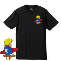 トラ山くん刺繍Tシャツ