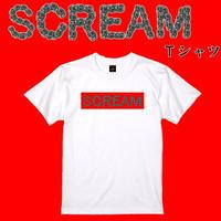 screamTシャツ