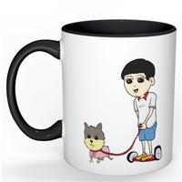 田中くんマグカップ