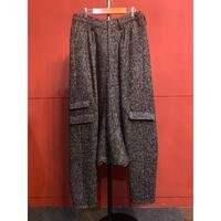 Bennu/Tweed Sarouel Work Pants
