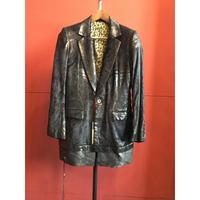 BLACK HONEY CHILI COOKIE/Foil Processing Jacket/ 2902314