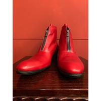 Bennu(ヴェンヌ)110854201/Front Zip Heel Boots SUGIZO MODEL