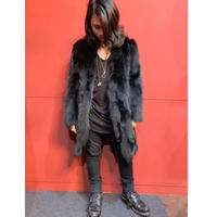 Bennu(ヴェンヌ)Silver Fox Lether Coat
