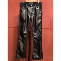 ys Yuji SUGENO/Royal Leather Changing Stretch Skinny Denim PT
