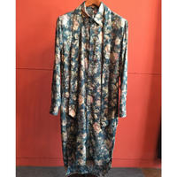 Bennu(ヴェンヌ)120730402/Paisley JQ Floral Regular Color Long Shirts
