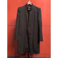 kiryuyrik(キリュウキリュウ)Stand Collar Long Jacket