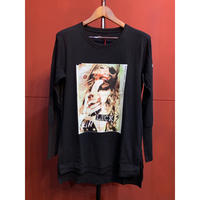 BLACK HONEY CHILI COOKIE/Skull Girl Tee/2903109